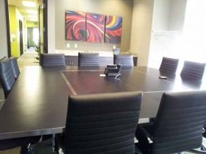 Conference room for rent in Tampa