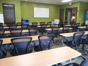 Training and meeting room for rent in Tampa