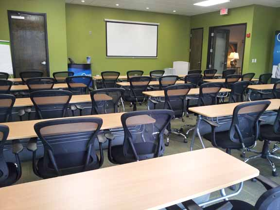 Meeting and Training Room Facilities For Rent in Tampa | Omnia Group