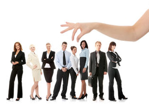 Finding employees in a limited talent pool.
