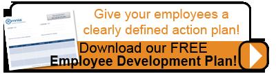 Free employee development plan