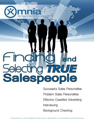 Free ebook download selecting sales people