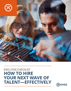 exec checklist hire next wave of talent