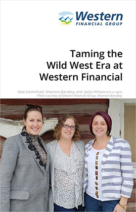 western finance omnia case study