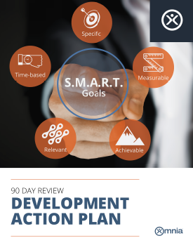 90 day omnia development action plan