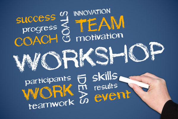 omnia workshop training and team development