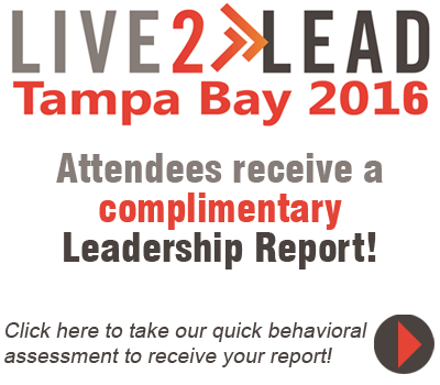 Live2Lead Leadership Workshop Tampa 2016